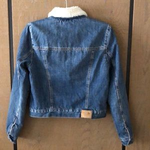 Abercrombie & Fitch Jackets & Coats - Abercrombie & Fitch Denim Jacket
